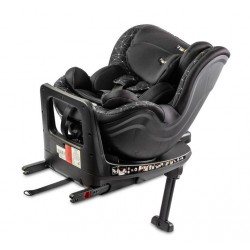 FOTELIK TWISTY I-SIZE 0-18 KG ISOFIX BLACK