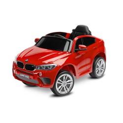 POJAZD NA AKU. BMW X6 RED