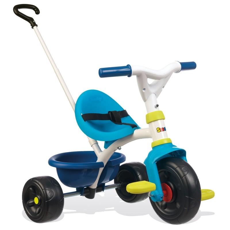 Rowerek Trójkołowy Be Fun Niebieski Smoby