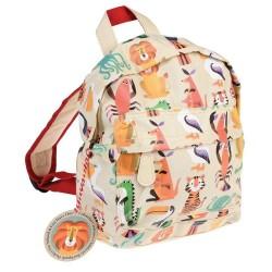 Plecak mini, Zwierzątka, Rex London
