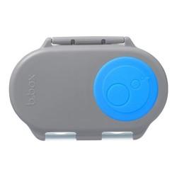 Snackbox, Pojemnik na przekąski, Blue Slate, b.box