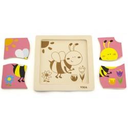 SMOBY Hulajnoga Dwukołowa Minnie Mouse
