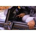 Fotelik samochodowy Defender Plus ISOFIX CARETERO 0-18 kg.
